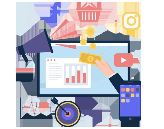 Υπηρεσίες Digital marketing Web Force