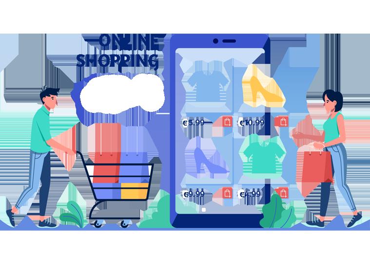 Σχεδιασμός και κατασκεύη Ηλεκτρονικο κατάστημα (E-shop) προσφορές και χαμηλές τιμές WebForce Λάρισα