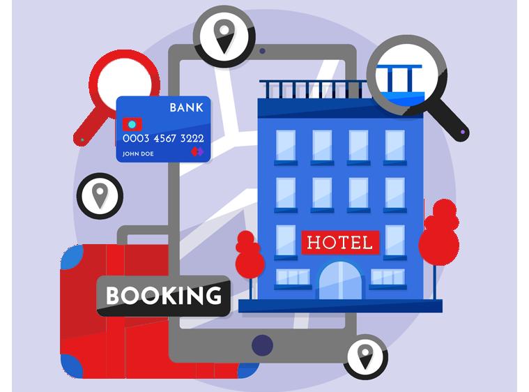 Διαφήμιση και προώθηση ξενοδοχείων στην Google και Facebook