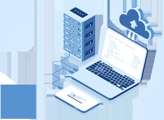 Υπηρεσίες φιλοξενίας ιστοσελίδας (server), γρήγορες ταχύτητες και ασφάλεια