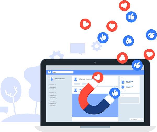 Διαφήμιση στο Facebook - Instagrma Web Force